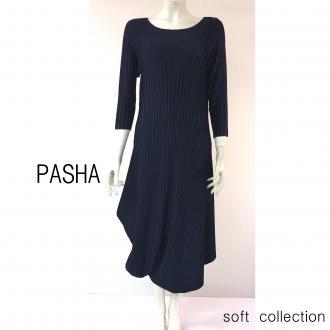 pasha robes dress  PLEAT PLISSE